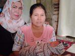 Bayi yang dilahirkan tanpa kehamilan sang ibu di Jorong Kubu, Nagari Sungai Batang, Kecamatan Tanjung Raya, Maninjau, Kabupaten Agam .(Foto: facebook Yanti Bayanti)