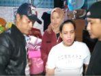 IRT saat diamankan Polres Bukittinggi (Foto: Inews)