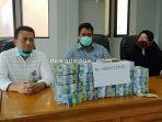Pelaksana Pembangunan Incenerator Di Payakumbuh Kembalikan Uang 1,6 M Lebih Ke Kas Daerah