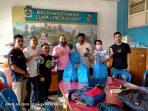 Kopmil Ijo Family salurkan suplemen makan siang di Balai Wartawan Luak Limopuluah